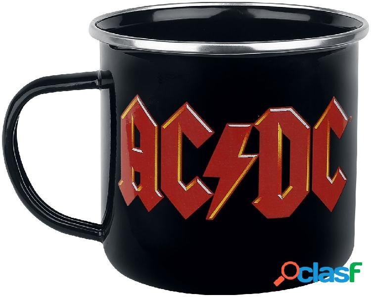 Taza AC DC metal