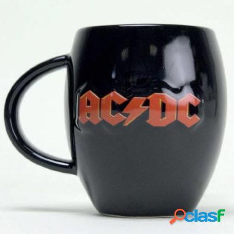 Taza Oval Logo AC/DC