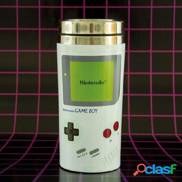 Taza Termo de viaje Game Boy