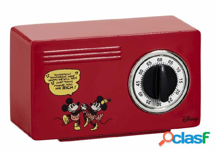 Temporizador de cocina Mickey y Minnie
