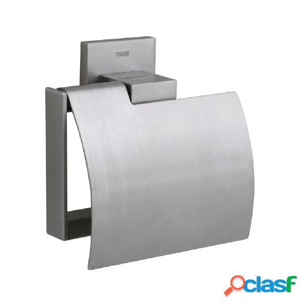 Tiger Portarrollos de papel higiénico Items plateado