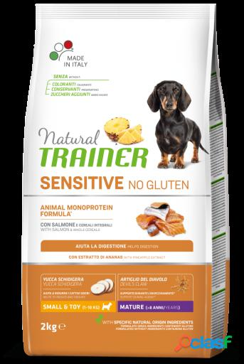 Trainer Sensitive No Gluten Mini Mature Salmon 2 KG