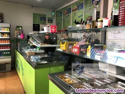 Traspaso Cafeteria sin Salida de Humos en Calle OreNSE