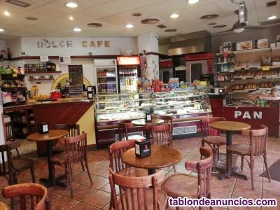 Traspaso cafetería, panadería, pastelería