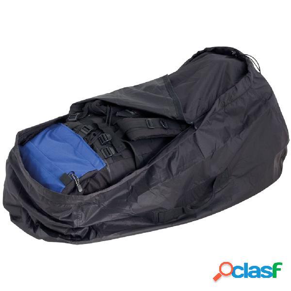 Travelsafe Cubierta de mochila multiuso talla M negra TS2021
