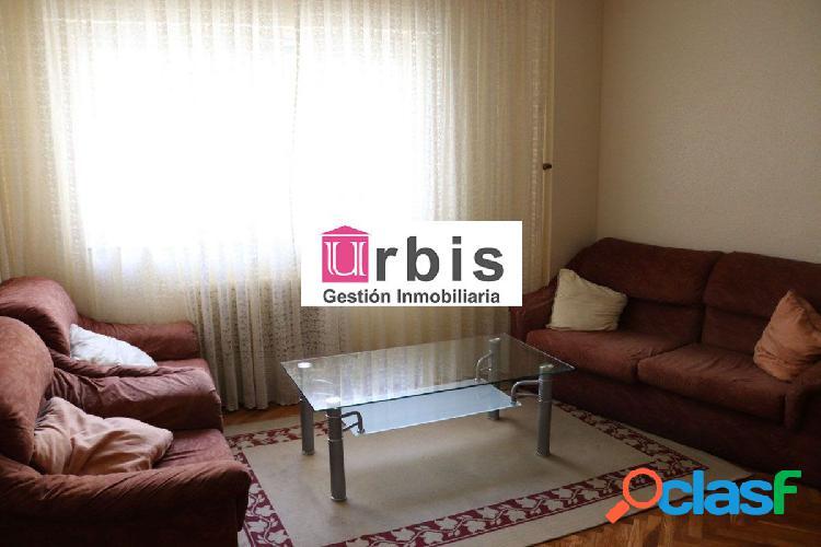 Urbis te ofrece un piso en alquiler en Garrido Sur junto a