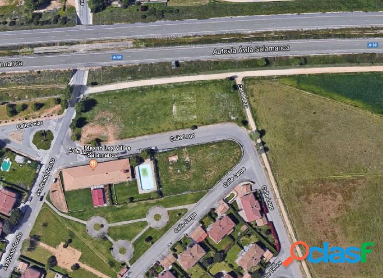 Urbis te ofrece un terreno de espacios libres en Santa Marta