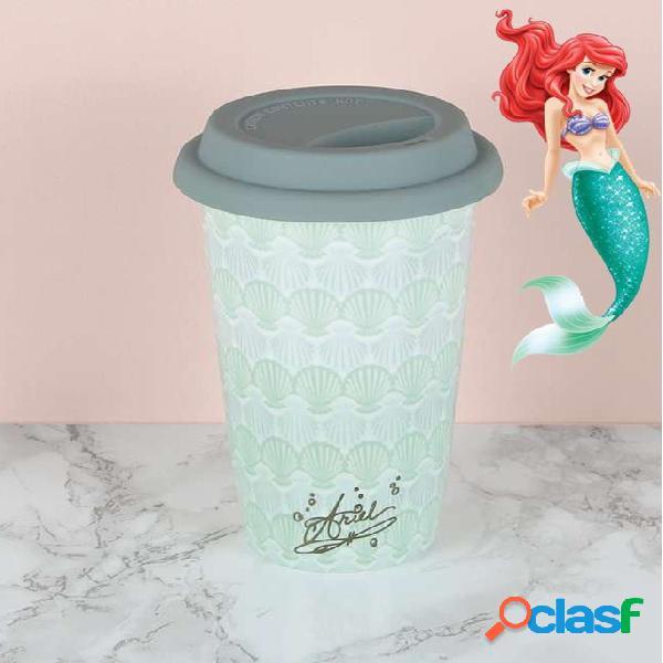 Vaso de viaje Ariel la Sirenita