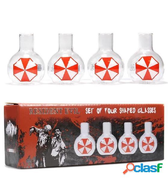 Vasos de chupitos Resident Evil