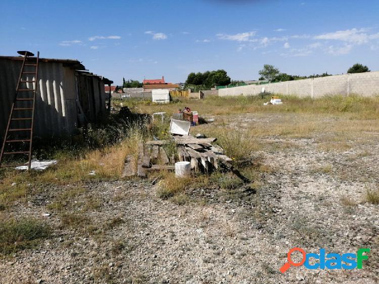 Venta de terreno rústico en Urbanización Los Cipreses