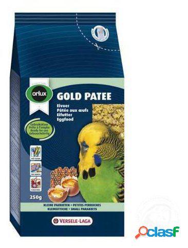 Versele Laga Orlux Gold Patee Periquitos 250 GR