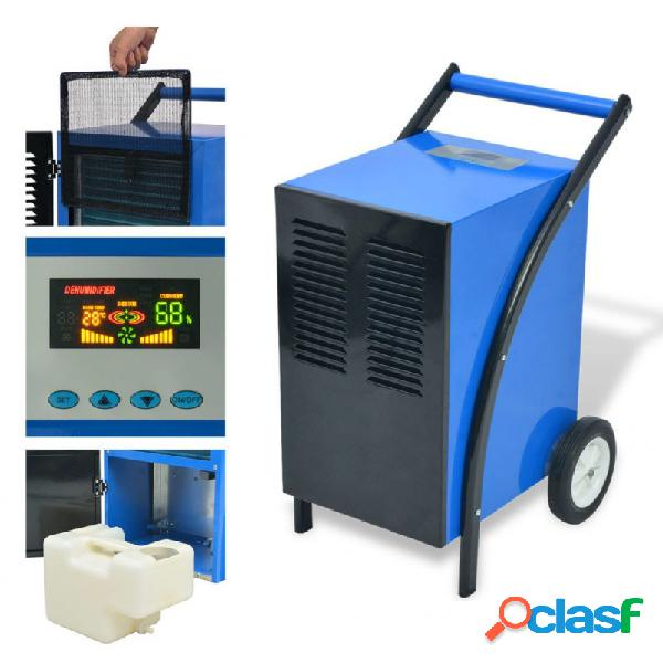 VidaXL - Deshumidificador con sistema deshielo gas caliente