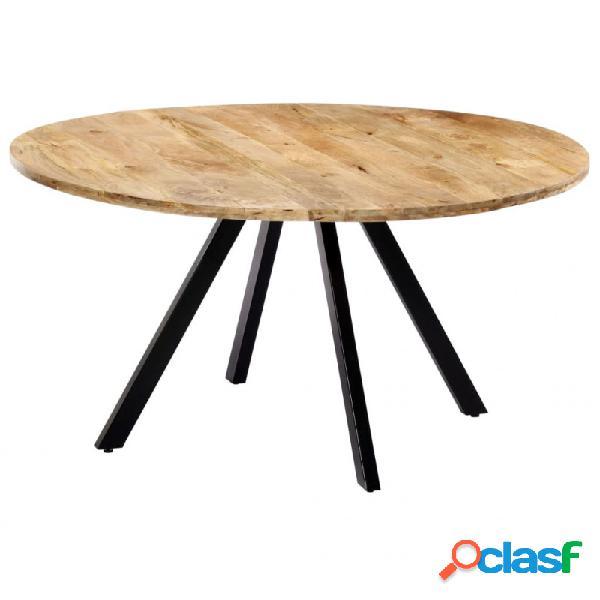 VidaXL - Mesa de comedor 150x73cmmaderamaciza demango Vida