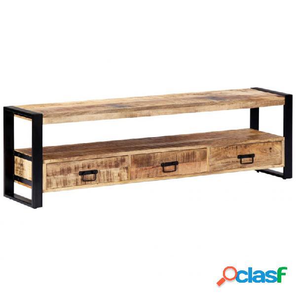 VidaXL - Mueble para TV 150x30x45cmmaderamaciza demango Vida