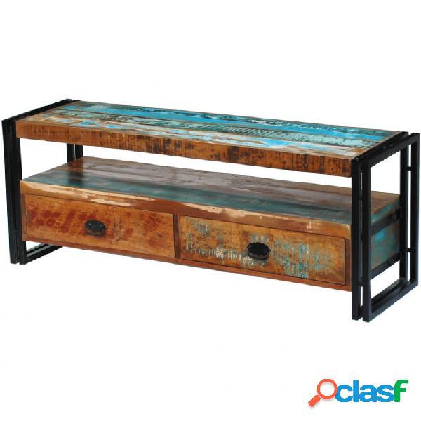 VidaXL - Mueble para la TV deaderaaciza reciclada Vida XL