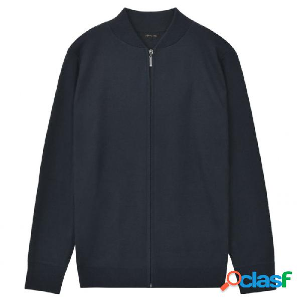 VidaXL - Rebeca de hombre azul marino M Vida XL