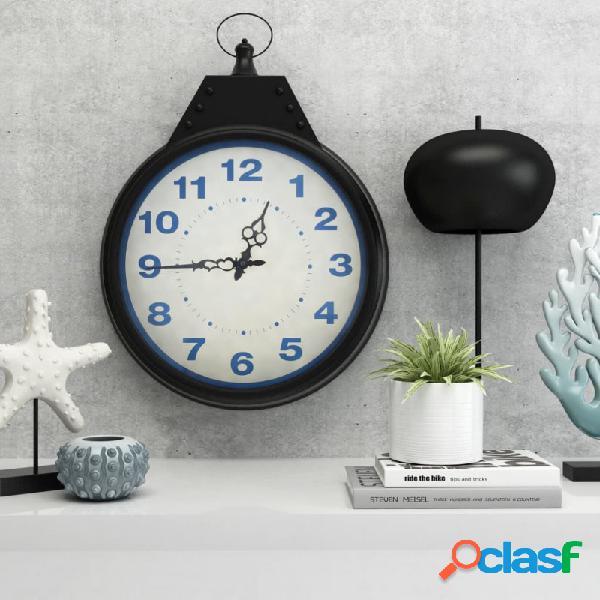 VidaXL - Reloj de pared vintage 40cm Vida XL