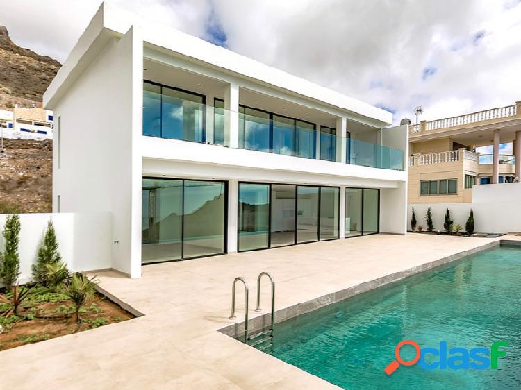 Villa moderna en venta en Torviscas Alto con vistas