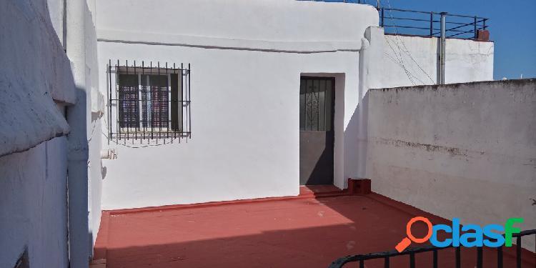 Vivienda en el Mercado Central con terraza de uso privativo