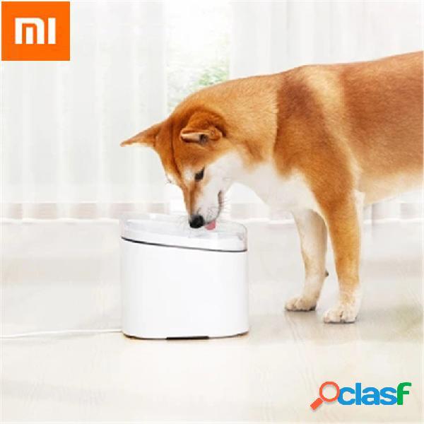 Xiaomi Mijia Creative Simple Pet Water Dispenser Water