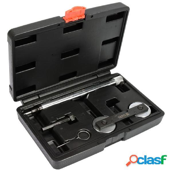 YATO Set de herramientas de sincronización de motores Audi