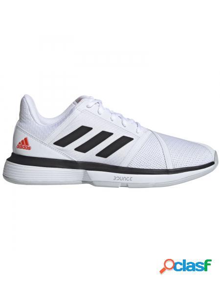 Zapatilla Adidas Courtjam Bounce M - Zapatillas de padel