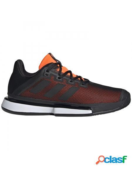 Zapatilla Adidas Solematch Bounce M Clay - Zapatillas de
