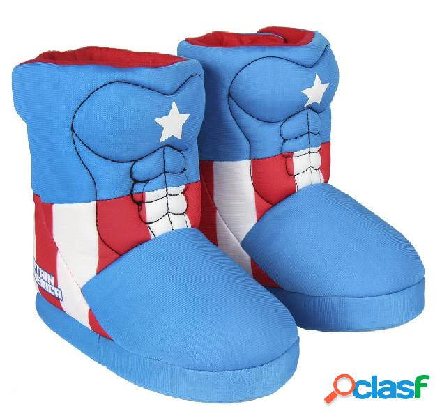 Zapatillas Capitan America Marvel