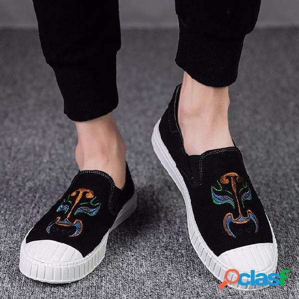 Zapatos de los nuevos hombres de la moda Línea de color