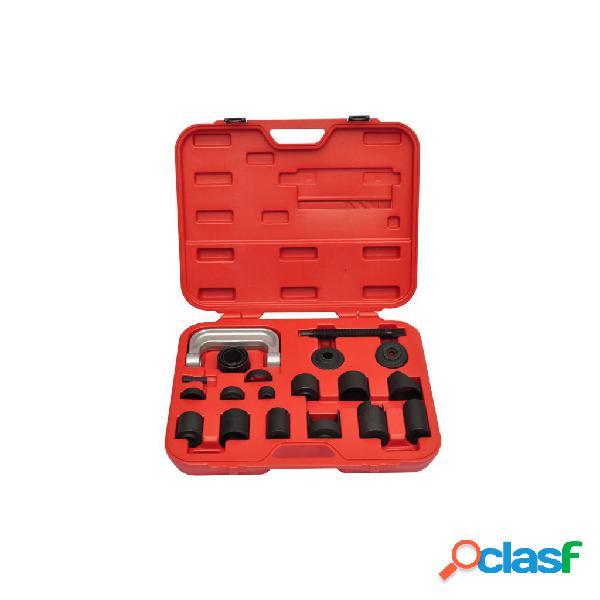 vidaXL 21-pieza Set de herramientas de adaptador de rótula