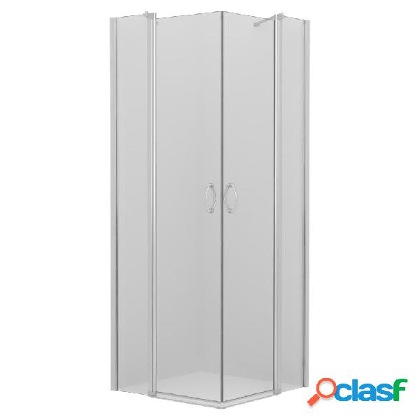 vidaXL Cabina de ducha ESG 80x70x185 cm