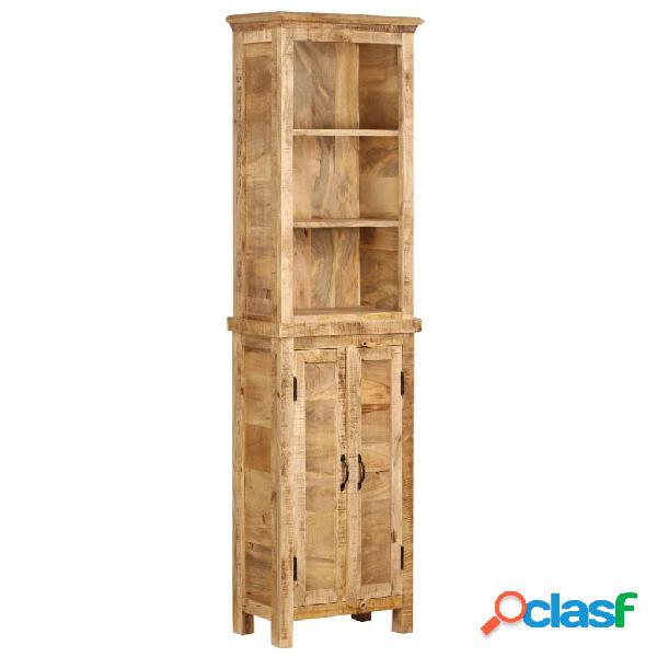 vidaXL Estantería 50x30x180 cm madera maciza de mango