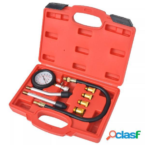 vidaXL Kit de compresión de motor de gasolina 8 piezas