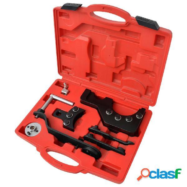 vidaXL Kit de herramientas para motor diesel VAG 2.5 / 4.9D