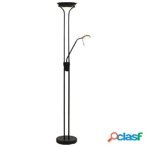 vidaXL Lámpara LED de pie regulable 23 W