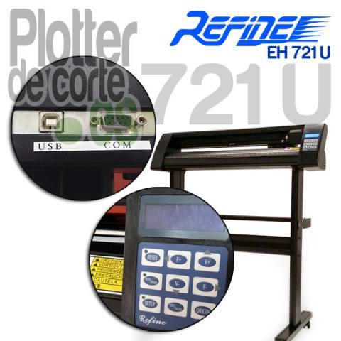 Plotter de corte Refine EH721U. Producto estrella