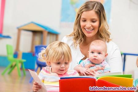 Traspaso centro de educación infantil