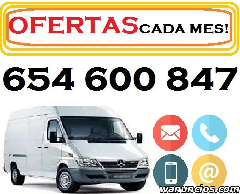 MUDANZAS CIUDAD LINEAL TETUAN ASCAO ECONOMICAS - Madrid