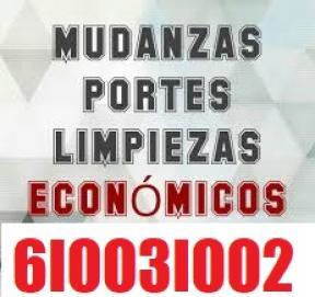 MUDANZAS DE LUNES A DOMINGO 24H