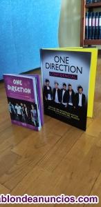Pack de libros de One Direction