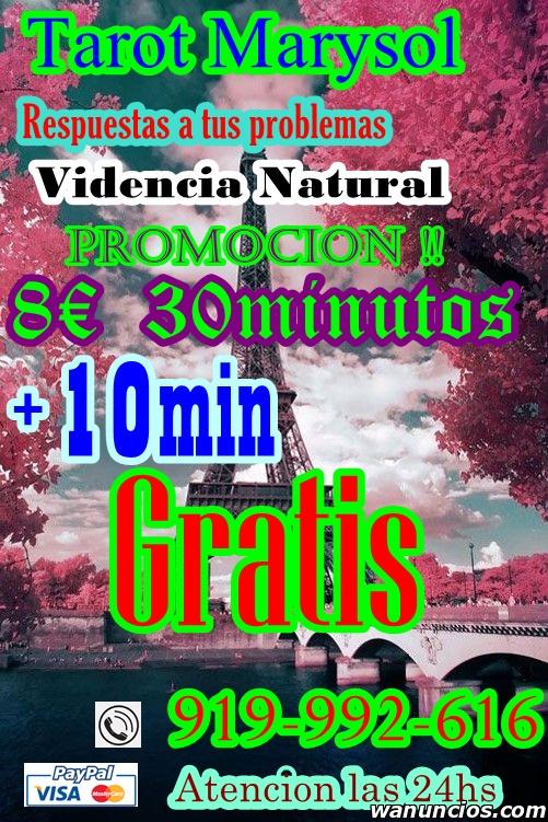 Tarot Visa Promocion y ofertas - Ciudad Real