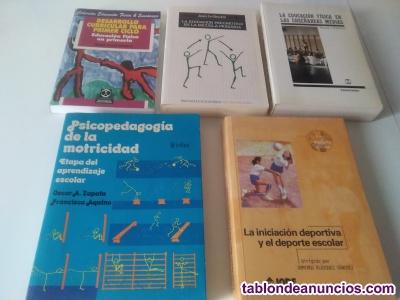 Material de educación física, primaria,secundaria y