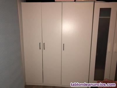 Armario dormitorio 140x180x52