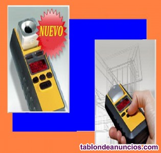 Medidor láser / sonico