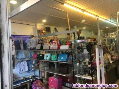 Se vende una tienda en Reus!