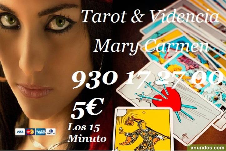 Tarot 5 euros los 15 min/tarotistas/806 tarot - Barcelona