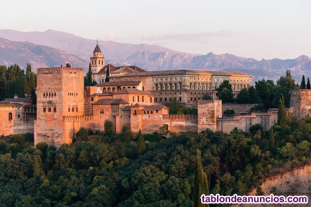 Vendo 2 entradas Alhambra de Granada