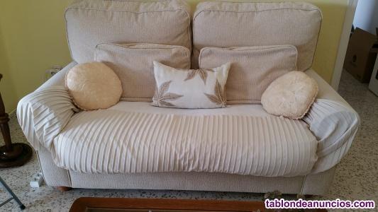 Vendo sofá dos plazas