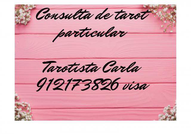 CARLA TAROTISTA TIRADAS MUY ECONOMICAS.