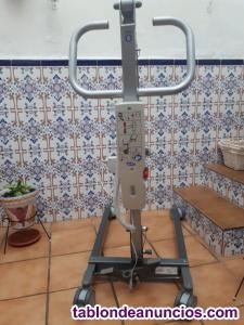 Grúa eléctrica para discapacitados